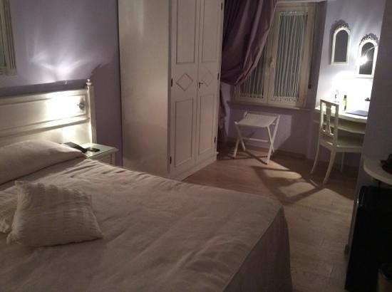 Hotel London: interno