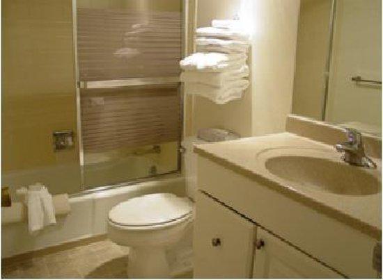 La Residence Suite Hotel : Bathroom