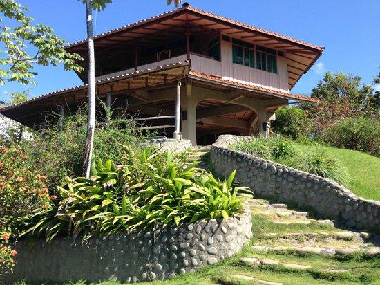 La Cusinga Eco Lodge: common area