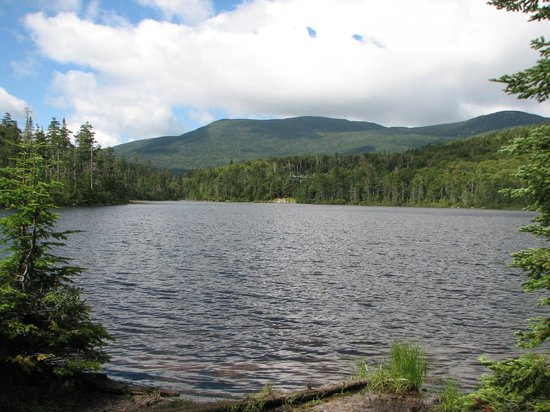 Lafayette Campground : Lonesome Lake
