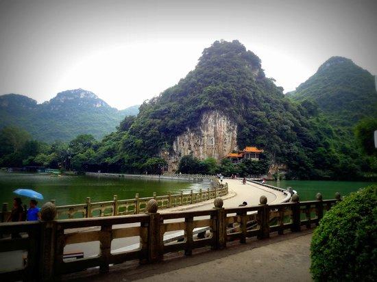 Dalongtan Scenic Resort: Long Tan Park, autumn
