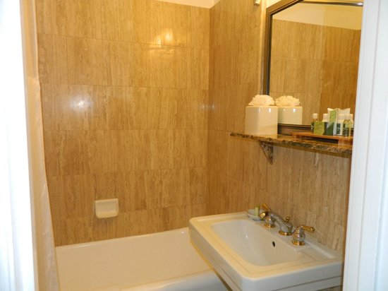 The Pickwick Hotel San Francisco: Il mini-bagno