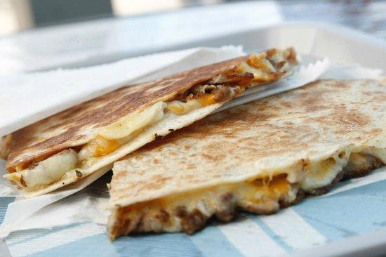 Fast Teks food : QUESADILLA