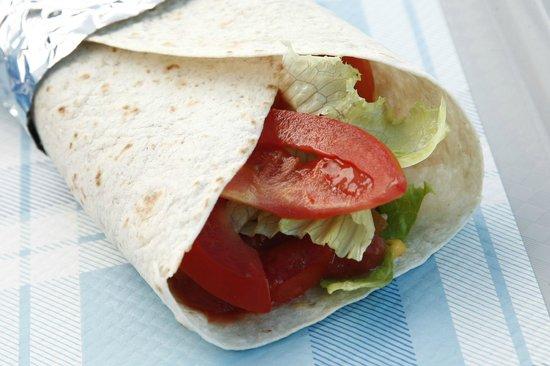 Fast Teks food : MEHIŠKI WRAP