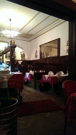Gambero d'oro: Restaurant