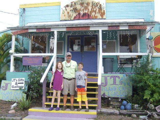 Everglades Area Tours: Two happy kids after the tour