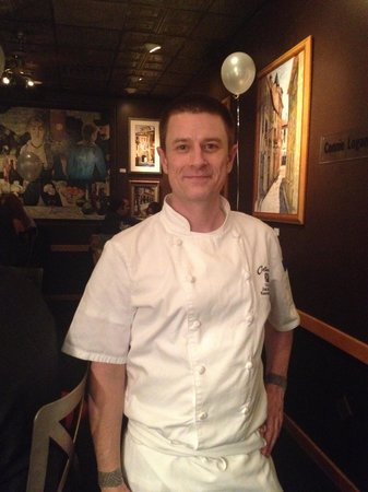 Collectors Cafe & Gallery: Jon Reimer - Executive Chef