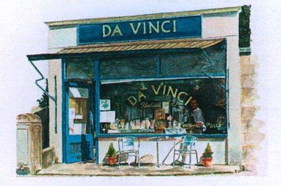 Da Vinci Italian Deli: Da Vinci Italian a Deli Bath UK