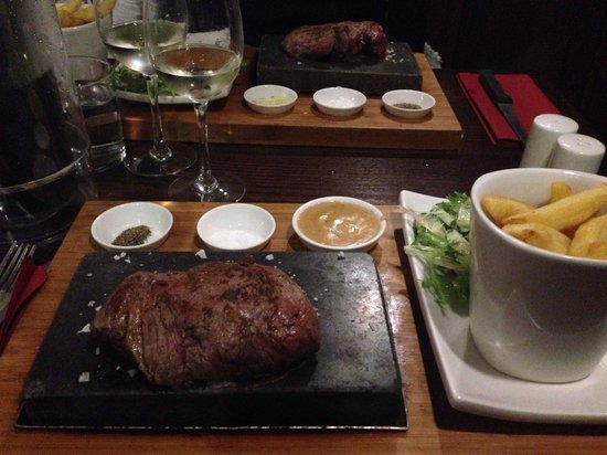 Prime: 8oz fillet steak