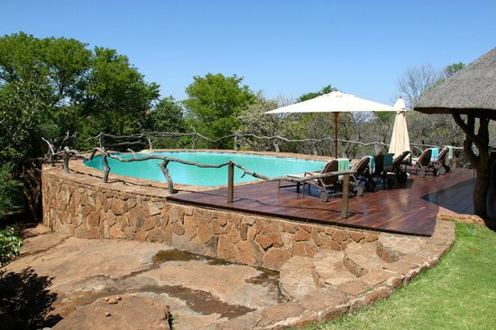 Thaba Khaya Lodge, Sable Ranch: Pool