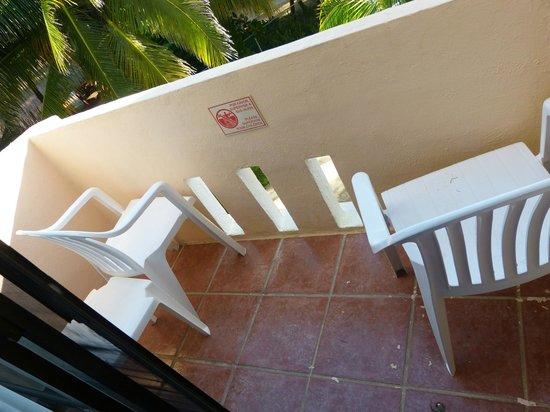 "Viva Wyndham Maya: Balkon mit ""MEERBLICK"""