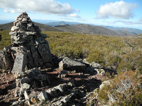 Casa Rural Huerta de Valdolazaro: Pico Rocigalgo