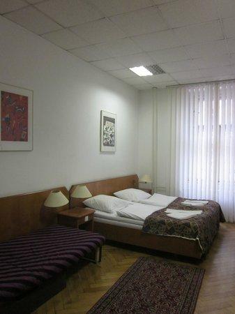 ABE Hotel: В номере