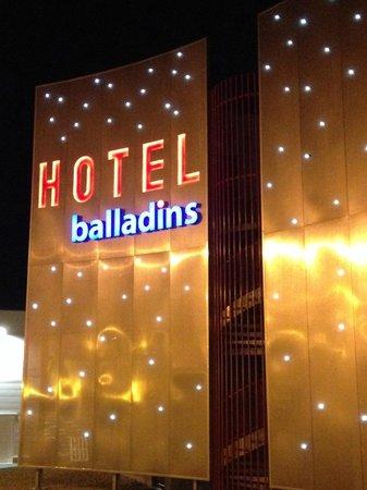 Hotel balladins Saint Dizier
