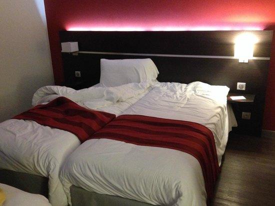 Brit Hotel Saint-Dizier: Lirerie