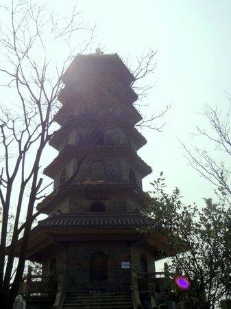 Panlongshan Park: Pan Long Shan