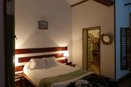 Couleur Cafe: our beautiful room