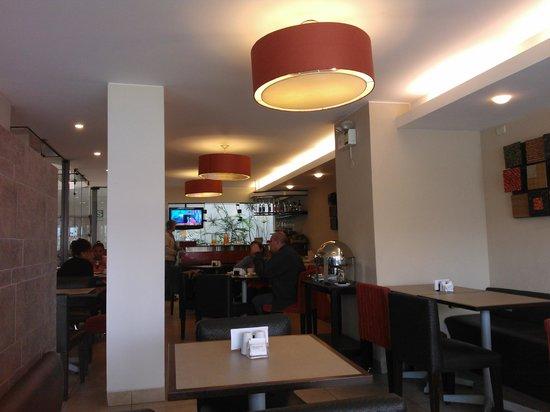 Girasoles Hotel: el restaurant