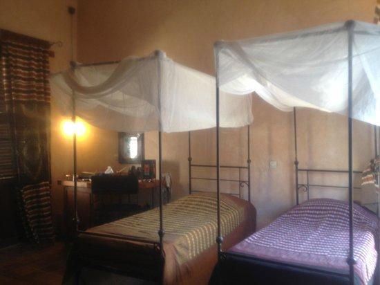 Jamm: Twin bedroom