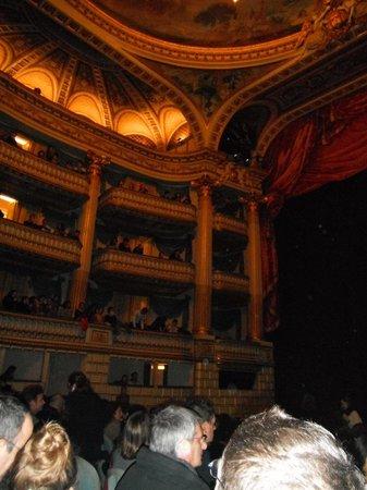 Grand Théâtre : Grande Theatre Interior