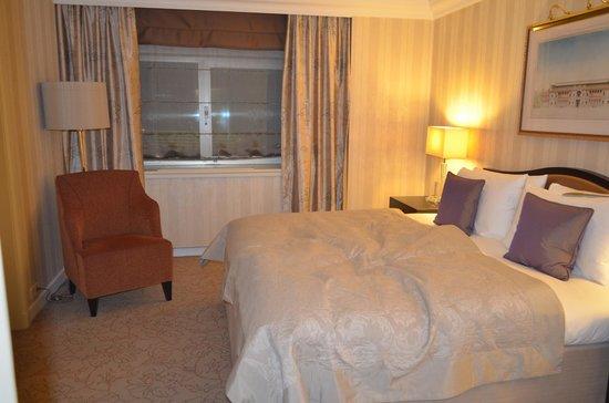 InterContinental Wien: Bedroom