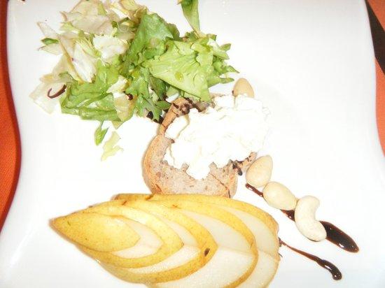 Le Lautrec : espuma roquefort