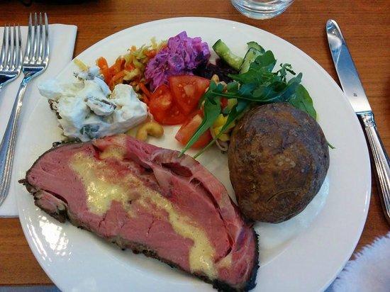 Lava Restaurant : second plate