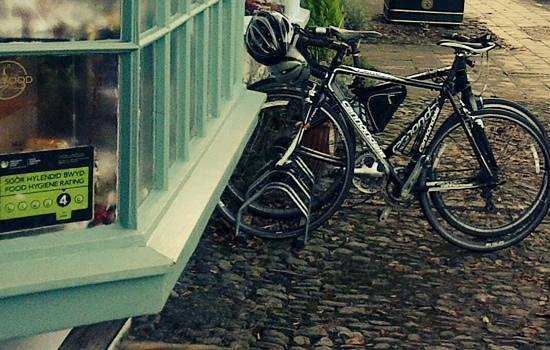 Castle Kitchen: cycle