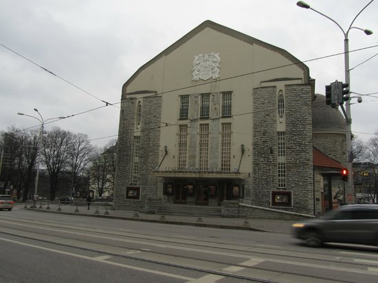 ‪Estonian Drama Theatre‬