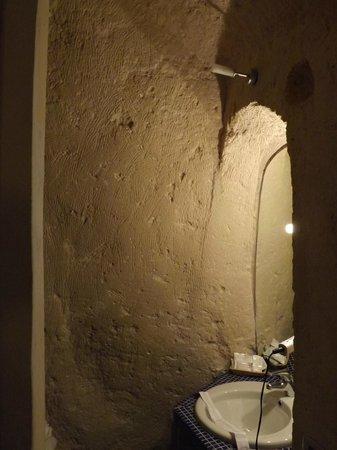 Hotel Sassi : Particolare del bagno