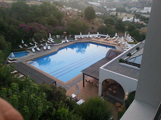 Lindos Mare Hotel : piscina principale