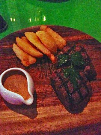 Steak Of The Art 400g Fillet 16 Ounces