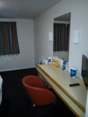 Travelodge Barton Mills: Bedroom
