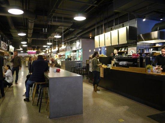 Kura Cafe: overview of K25