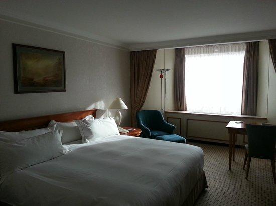 Hilton Budapest : room 622
