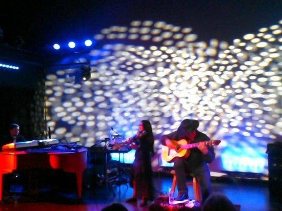 Encore Theater Sedona: 12/28/13 Esteban & Teresa joy