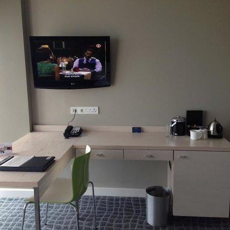 Radisson Blu Hotel, Port Elizabeth: Study nook