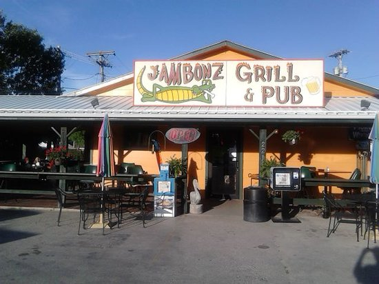 Jambonz Grill Amp Pub Sturgis Restaurant Reviews Photos