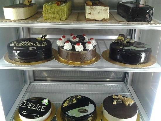 Voglia Matta: torte e gelati