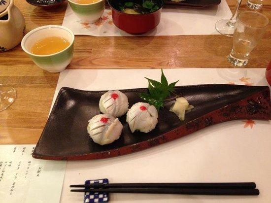 Ryosai no Oyado Mizuhaso: Dinner