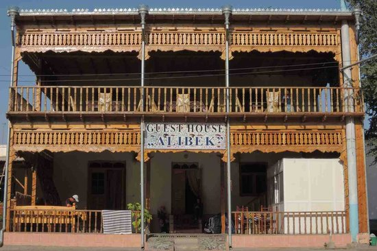Alibek Guest House: Lovely family-run guesthouse