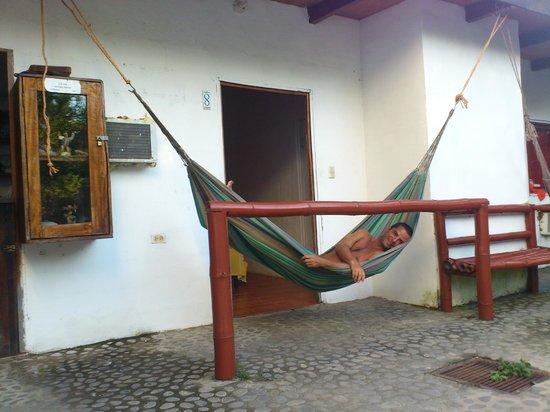 Posada Luna: Redes para descansar