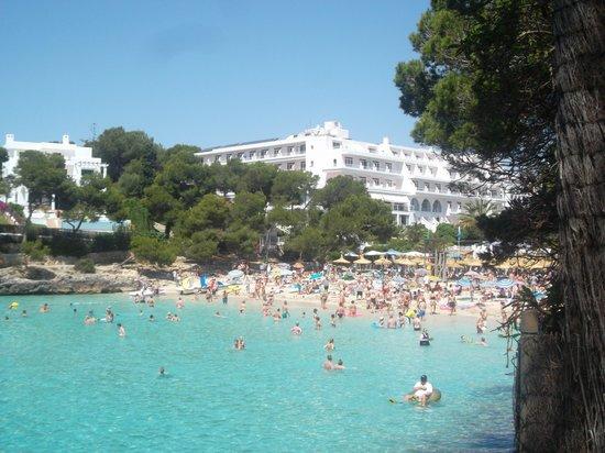 Blau Colonia Sant Jordi Resort & Spa: ci si può anche tuffarsi dagli scogli
