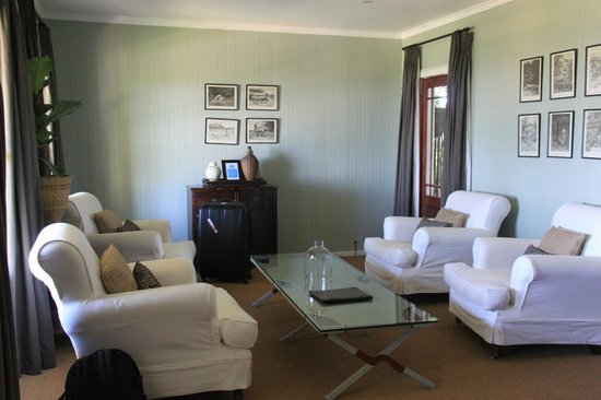 Camp Figtree: Wohnzimmer Family Suite