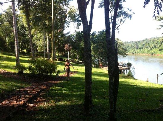 La Mision Mocona | Lodge de Selva : Camino a la cabaña 1