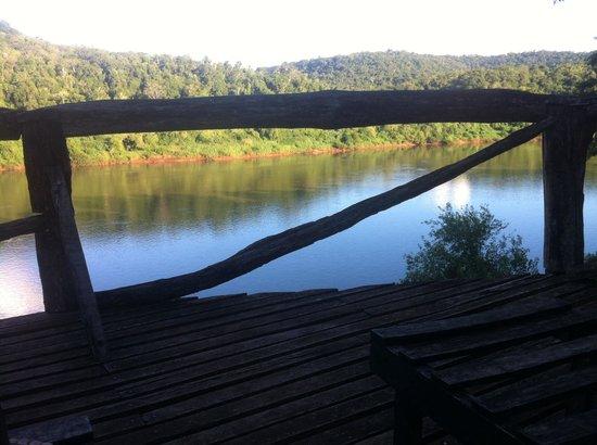 La Mision Mocona | Lodge de Selva : Mirador al rio