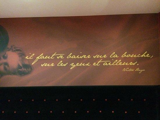 Montmartre Mon Amour: C'est trop mignon l'accueil