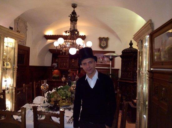 Piaristenkeller: At the museum