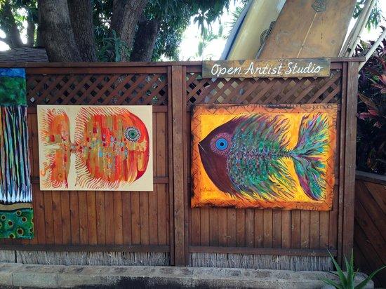 Costantino Studio: Lahaina Fish
