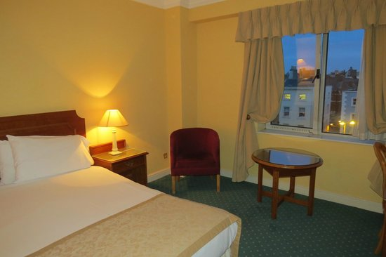 Grafton Capital Hotel: Room 1